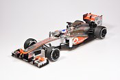 F1 McLaren MP 4-28 Jenson Button #5 2013