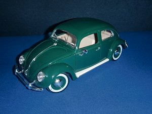 VW Beetle, Solido, 1/18